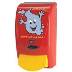 Mr Soapy Soap 1000 Hand Wash Dispenser 1ltr