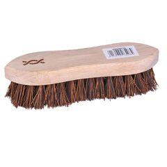 "Wooden Scrubbing Brush 7.75"""