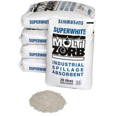 Superwhite Multizorb Absorbent Granules 20ltr