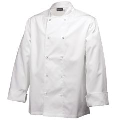 White Value Chef Jacket (S)