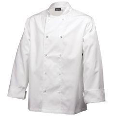 White Value Chef Jacket (L)