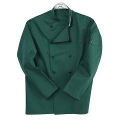 Bottle Green Long Sleeve Chef Jacket (L)