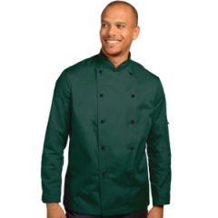 Bottle Green Long Sleeve Chef Jacket (XXL)