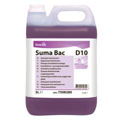 Suma Bac Conc. Sanitiser D10 5ltr (2)