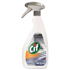 Cif Oven & Grill Cleaner 750ml