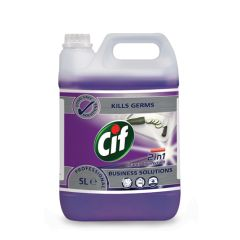 Cif 2-in-1 Cleaner Disinfectant 5ltr