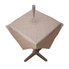 Tork White Paper Tablecloths 90x90cm