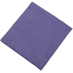 Purple Paper Napkins 2ply 33cm (2000)