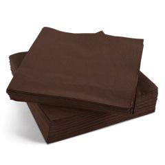 Cocoa Paper Napkins 2ply 32cm
