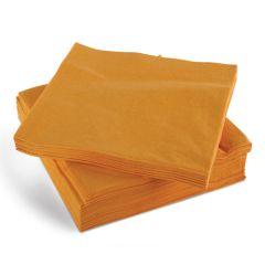 Orange Paper Napkins 2ply 39cm (150)