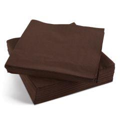 Cocoa Paper Napkins 2ply 39cm (12x150)