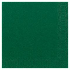 Duni Dark Green Lunch Napkin 33cm