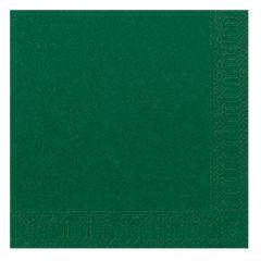 Duni Dark Green Dinner Napkin 40cm 2ply