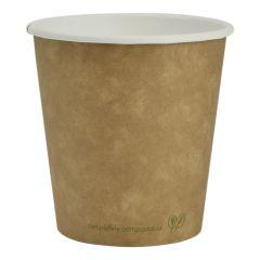 Vegware Brown Kraft Hot Cup 10oz (1000)