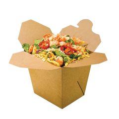 Vegware Kraft Noodle Box 32oz