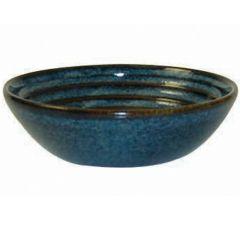 Bit On The Side Sapphire Ripple Dip Dish 5oz (12)