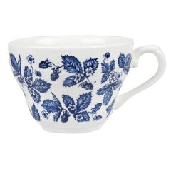 Vintage Blue Bramble Georgian Teacup 7oz (12)
