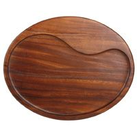 "Alchemy Signature Wooden Board 8.75"" (4)"