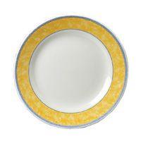 """New Horizons Yellow Classic Plate 11"""" (12)"""