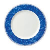 "New Horizons Blue Classic Plate 8"" (24)"