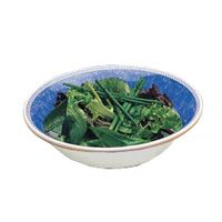 "New Horizons Blue Salad Bowl 8.4"" (12)"