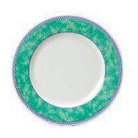 "New Horizons Green Classic Plate 8"" (24)"