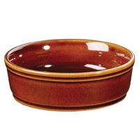 "Rustics Simmer Mezze Dish 4"" (6)"