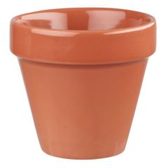 Churchill Paprika Plant Pot 4oz (12)