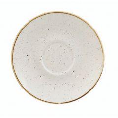 "Churchill Stonecast Barley White Saucer 6.25"" (12)"