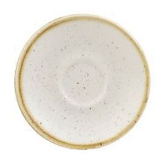"Churchill Stonecast Barley White Saucer 4.5"" (12)"