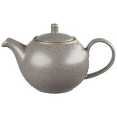 Churchill Stonecast Peppercorn Grey Beverage Pot 15oz (4x1)