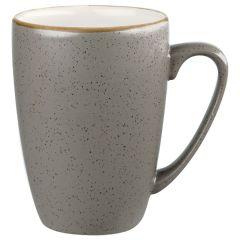Churchill Stonecast Peppercorn Grey Mug 12oz (12x1)