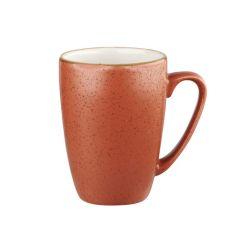 Churchill Stonecast Spiced Orange Profile Mug 12oz (12)
