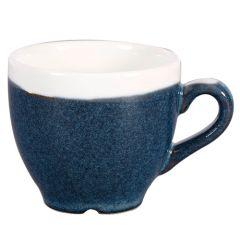 Churchill Monochrome Sapphire Blue Espresso Cup 3.5oz (12)