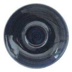 "Churchill Monochrome Mist Blue Saucer 6.25"" (12)"