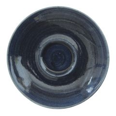 "Churchill Monochrome Mist Blue Saucer 4.5"" (12)"