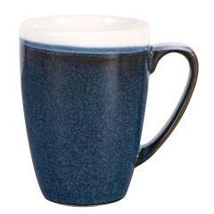 Churchill Monochrome Sapphire Blue Mug 12oz (12)