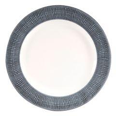 "Churchill Bamboo Spinwash Mist Plate 10.7"" (12)"