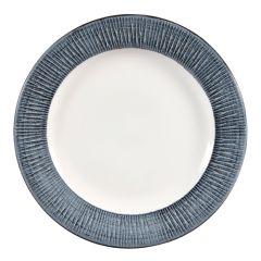 "Churchill Bamboo Spinwash Mist Plate 8.25"" (12)"