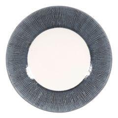 "Churchill Bamboo Spinwash Mist Wide Rim Bowl 11"" (12)"