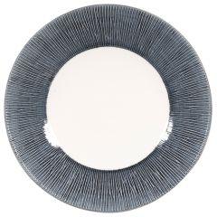 "Churchill Bamboo Spinwash Mist Wide Rim Bowl 9.5"" (12)"