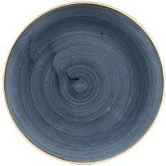 "Stonecast Blueberry Coupe Plate 10.25"" (12)"