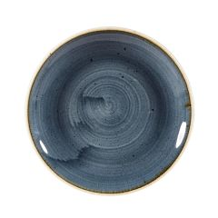 "Stonecast Blueberry Coupe Plate 6.5"" (12)"