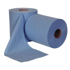 Jangro Centrefeed Blue Rolls 2ply 150m