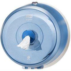 SmartOne Blue Mini Toilet Roll Dispenser.