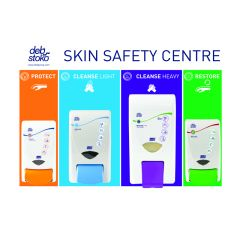 Deb GrittyFOAM Skin Protection Centre Large