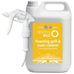 Delphis Eco Foaming Oven & Grill Cleaner (Case of 4)