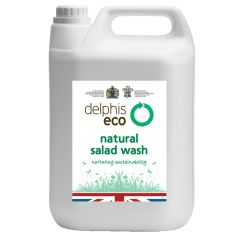 Delphis Eco Natural Salad Wash 5ltr