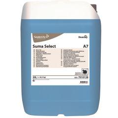Diversey Suma Select A7 Rinse Aid 20ltr