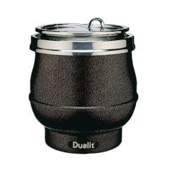 Dualit Brown Soup Kettle 11ltr.